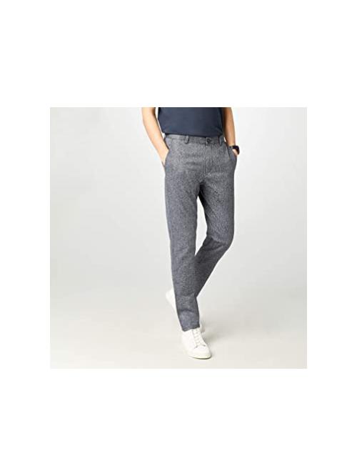 SELECTED Pantalon Homme Shharval Dark Sapphire Slim St Pants STS
